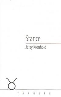 Stance - okładka książki