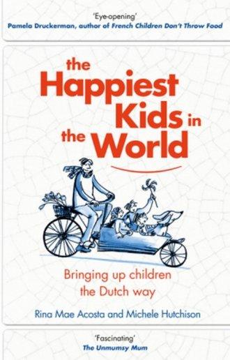 The Happiest Kids in the World - okładka książki