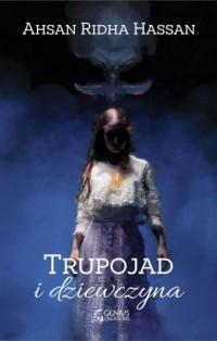 Trupojad i dziewczyna - okładka książki