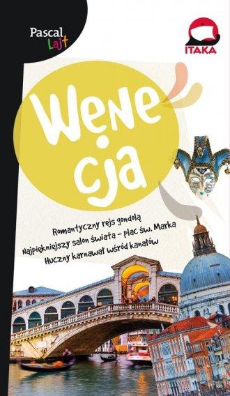 Wenecja - okładka książki