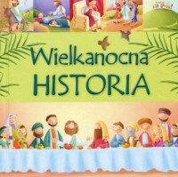 Wielkanocna historia - okładka książki