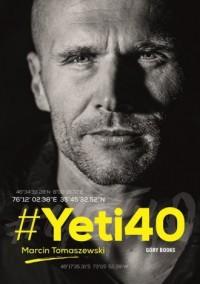 Yeti40 - okładka książki