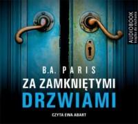 Za zamkniętymi drzwiami - B.A. - okładka podręcznika