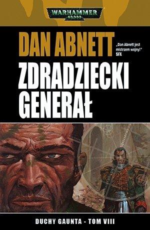 Zdradziecki generał. Cykl Duchy - okładka książki