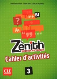 Zenith 3 ćwiczenia - okładka podręcznika