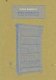 Bibliografia prawa do informacji. - okładka książki