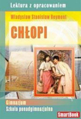 Chłopi - okładka podręcznika