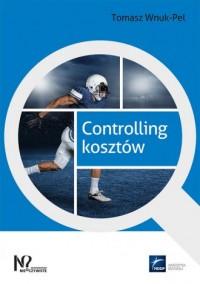 Controlling kosztów - okładka książki