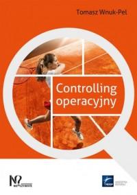 Controlling operacyjny - okładka książki