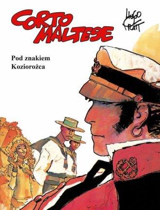 Corto Maltese. Tom 2. Pod znakiem - okładka książki