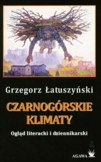 Czarnogórskie klimaty - okładka książki