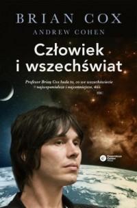 Człowiek i wszechświat - okładka książki