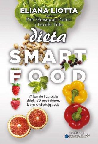 Dieta Smart food - okładka książki