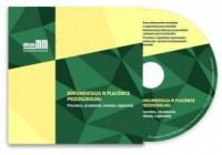 Dokumentacja w placówce przedszkolnej. Procedury, zarządzenia, uchwały, regulaminy - okładka płyty
