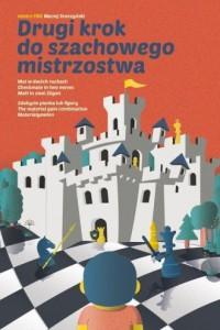 Drugi krok do szachowego mistrzostwa - okładka książki