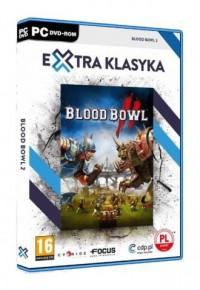 Extra klasyka. Blood Bowl II - - pudełko programu