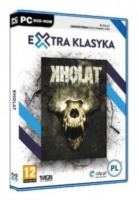 Extra klasyka. Kholat - Wydawnictwo - pudełko programu