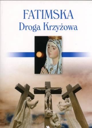 Fatimska droga krzyżowa - okładka książki