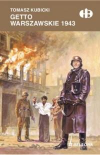Getto warszawskie 1943 - Tomasz - okładka książki