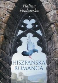 Hiszpańska romanca - okładka książki