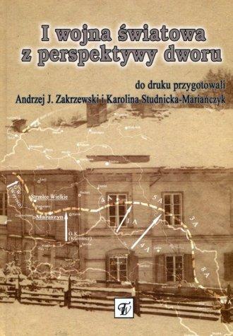 I wojna światowa z perspektywy - okładka książki
