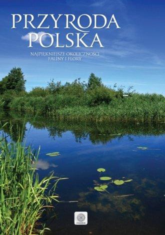 Imagine. Przyroda Polski. Najpiękniejsze - okładka książki