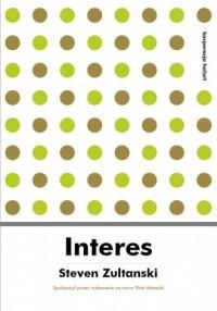 Interes - okładka książki