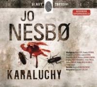 Karaluchy (audiobook CD) - Jo Nesbo - pudełko audiobooku