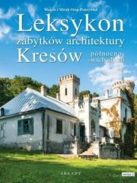 Leksykon zabytków architektury - okładka książki