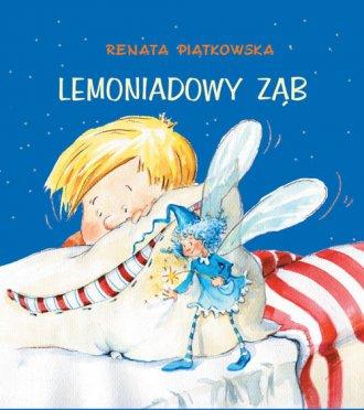 Lemoniadowy ząb - okładka książki