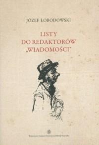 Listy do redaktorów Wiadomości. - okładka książki