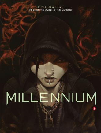 Millennium. Mężczyźni którzy nienawidzą - okładka książki