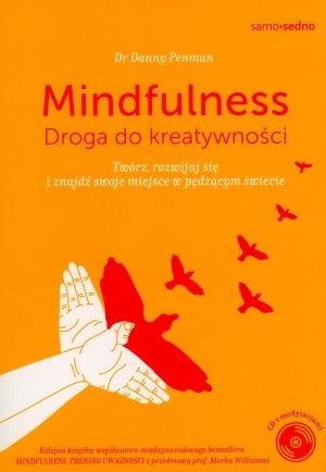 Mindfulness. Droga do kreatywności - okładka książki