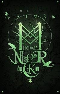 Mitologia nordycka - Neil Gaiman - okładka książki