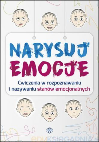 Narysuj emocje - okładka książki