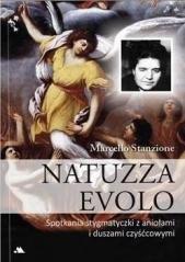 Natuzza Evolo. Spotkania stygmatyczki - okładka książki