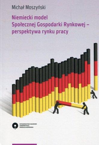 Niemiecki model Społecznej Gospodarki - okładka książki