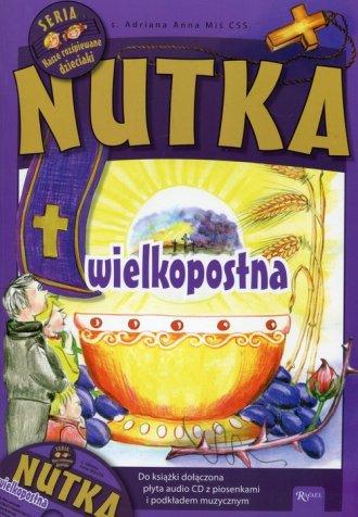 Nutka wielkopostna (+ CD) - okładka książki