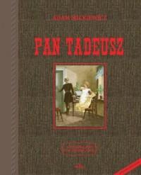 Pan Tadeusz. czyli Ostatni zajazd - okładka książki