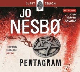 Pentagram (audiobook CD) - pudełko audiobooku