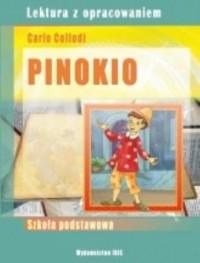 Pinokio - okładka książki