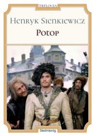 Potop - Henryk Sienkiewicz - okładka książki
