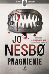 Pragnienie - Jo Nesbo - okładka książki