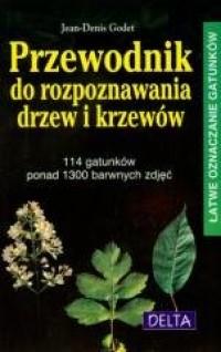 Przewodnik do rozpoznawania drzew - okładka książki