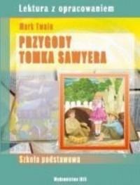 Przygody Tomka Sawyera - okładka książki