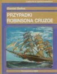 Przypadki Robinsona Crusoe - okładka książki
