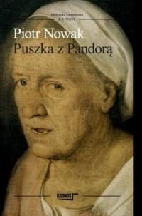 Puszka z Pandorą - Piotr Nowak - okładka książki