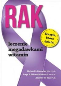 Rak. Leczenie megadawkami witamin/Aba - okładka książki