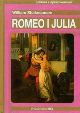 Romeo i Julia - okładka podręcznika