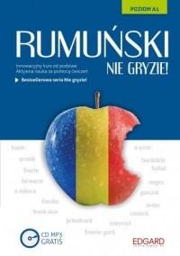 Rumuński nie gryzie (+ CD) - okładka podręcznika